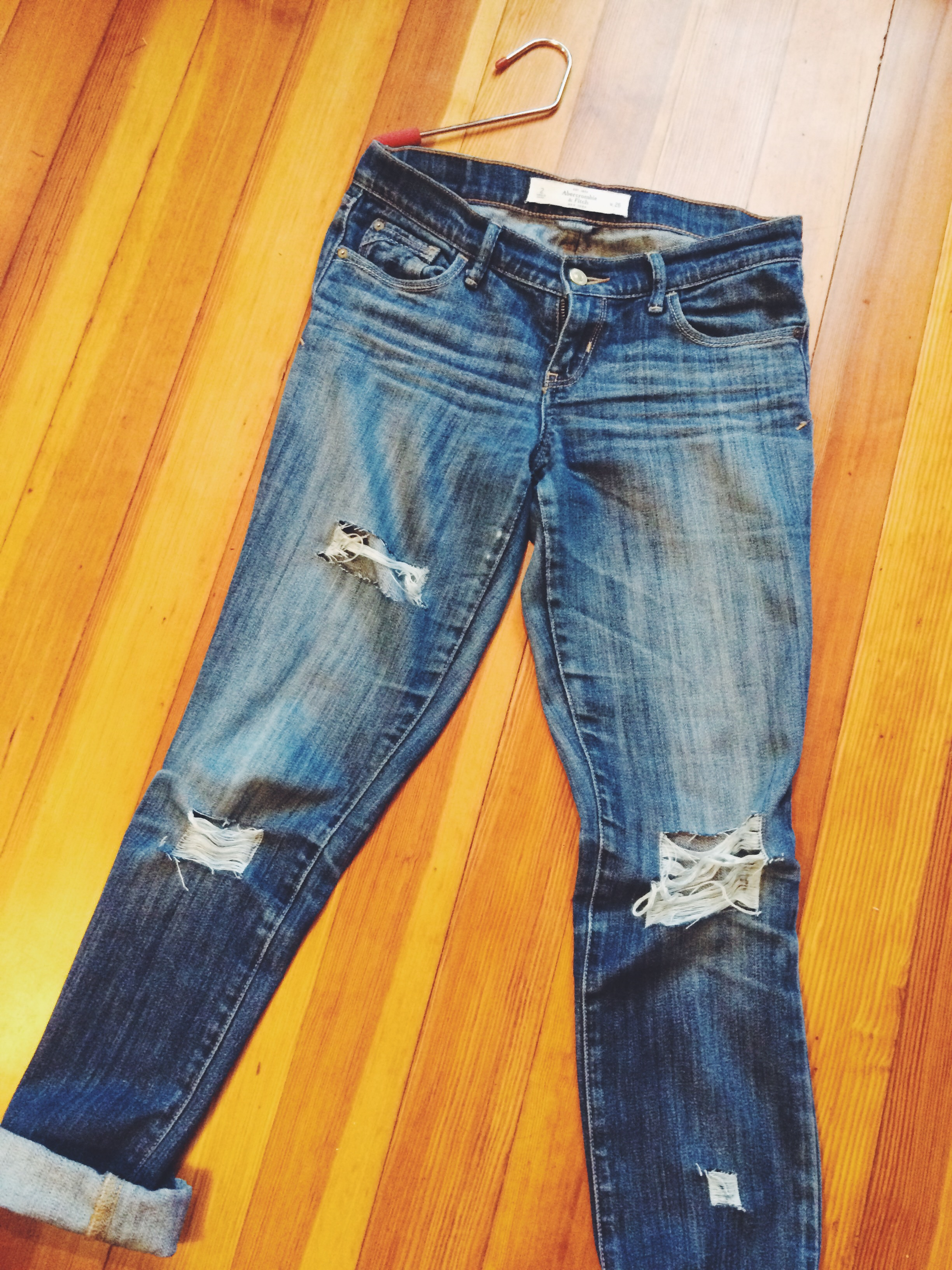 This Is How to Rip Your Jeans Like a Fashion Pro images