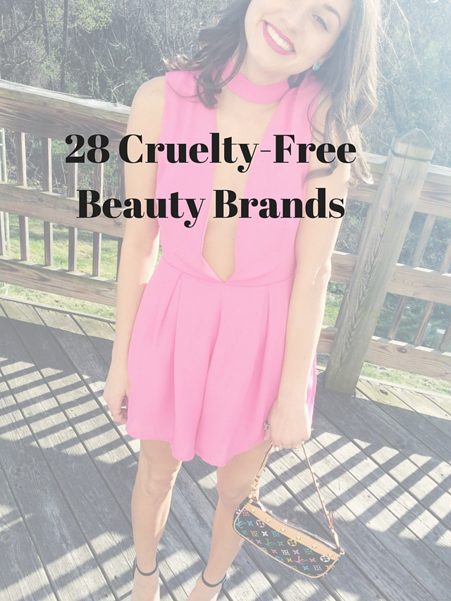 28 Cruelty-Free Beauty Brands