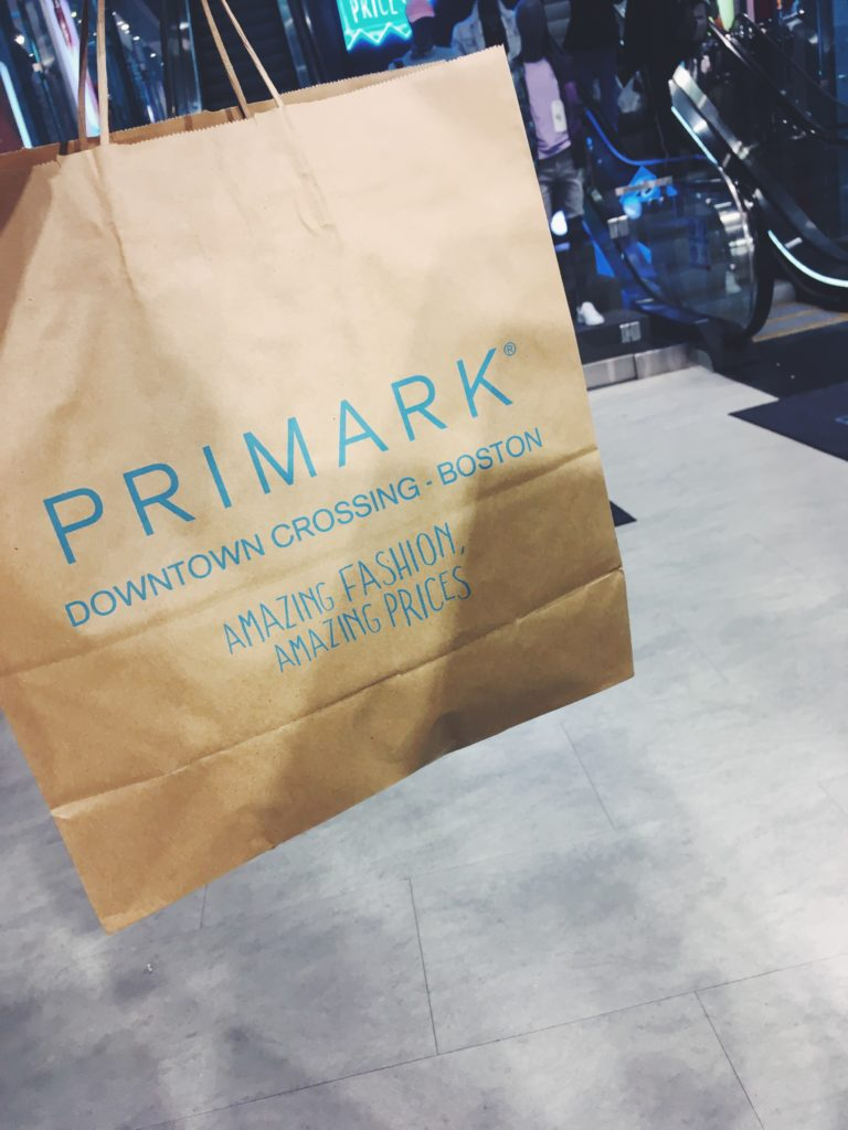 Affordable Fashion With Primark