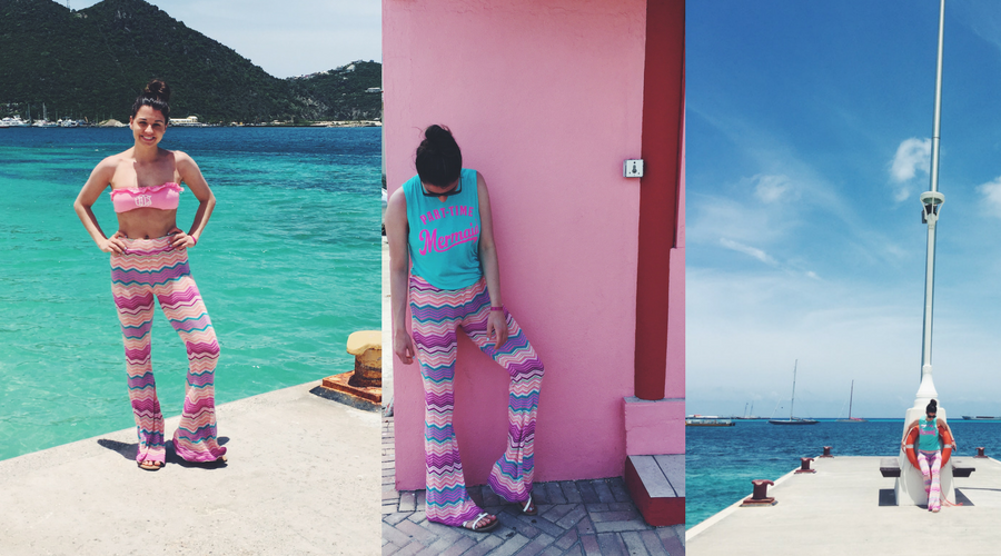 Living the Mermaid Life in Saint Martin with Jack & Monroe Boutique