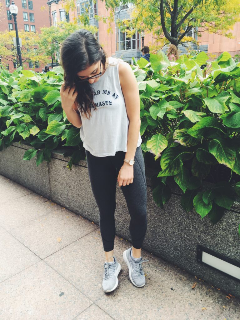 Building a Workout Wardrobe: The Essentials